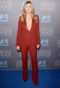 jennifer red suit